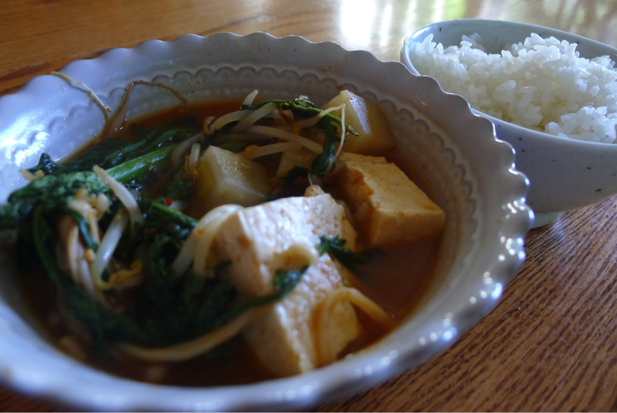 Spicy Korean Fish Soup 4