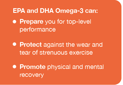 Omega-3s and Fitness
