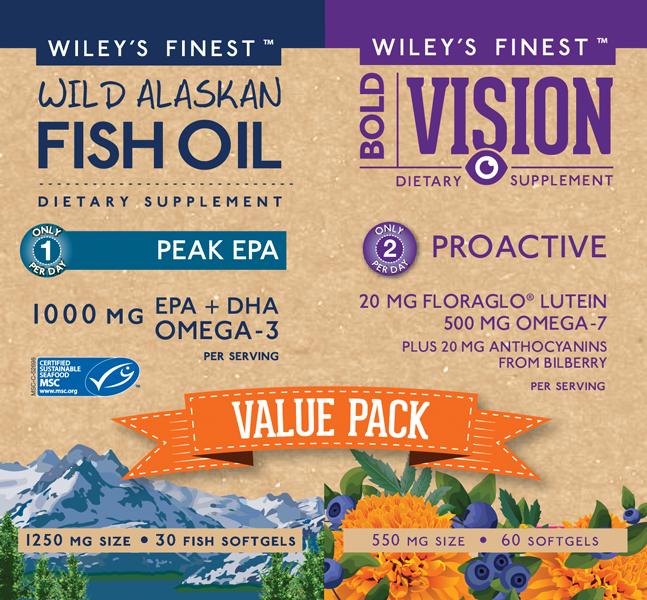 Wiley's Finest Value Pack