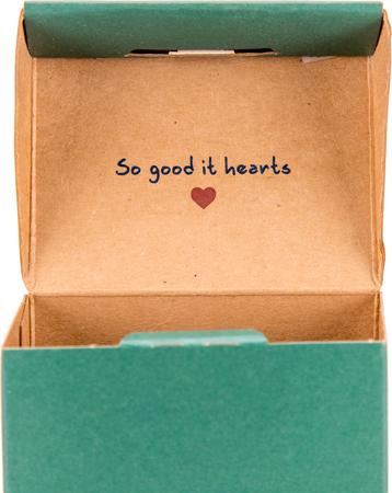 Bold Heart: So good it hearts
