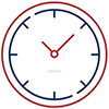 Clock Line Icon